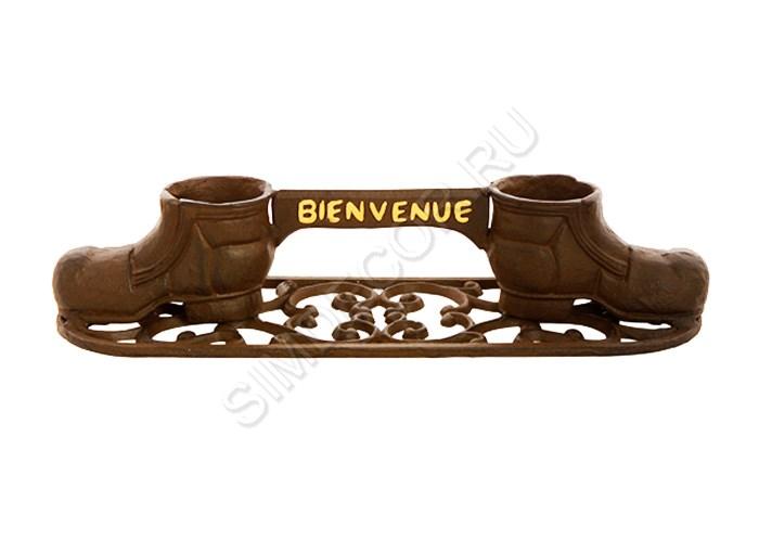 Скребок для обуви от грязи
